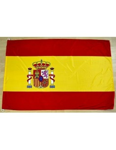 Actual Spanish Outdoor Flag - Medium