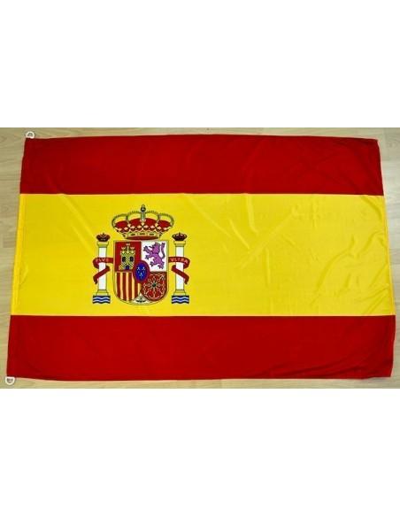 Bandera de España Actual en varios tamaños