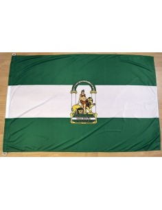 Andalusia Outside Flag