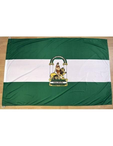 Bandera Andalucía Exterior