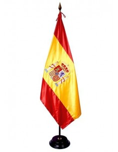 Embroidered Flag of Spain