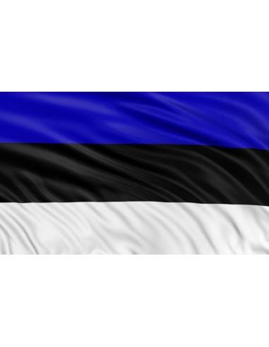Bandera República de Estonia