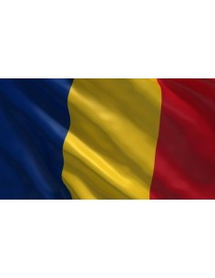 Rumania Flag