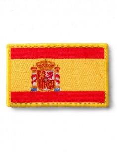 Parche Bordado Bandera España Actual