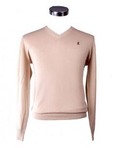 Peak Sweater - Camel
