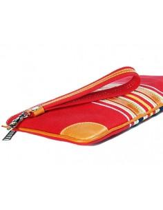 Potentosa Cartera de Mano Roja