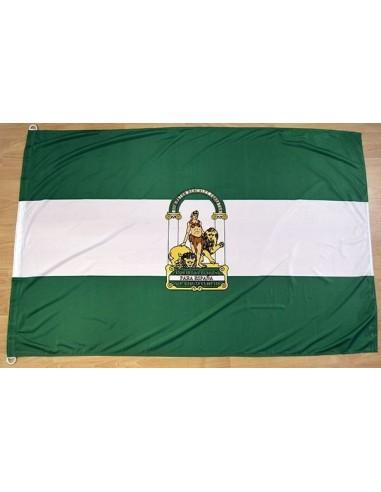 Andalusia Outside Flag