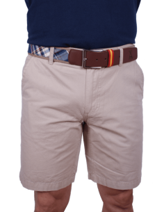 Casual Short Pants - Beige