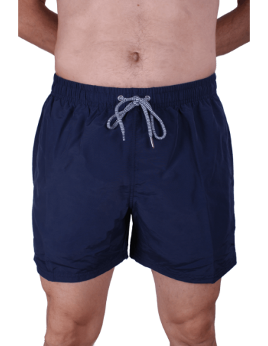Basic Swimsuit - Navy Blue