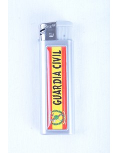 Cigarette Lighter Guardia Civil