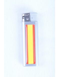 Cigarette Lighter with Spanish flag without shield