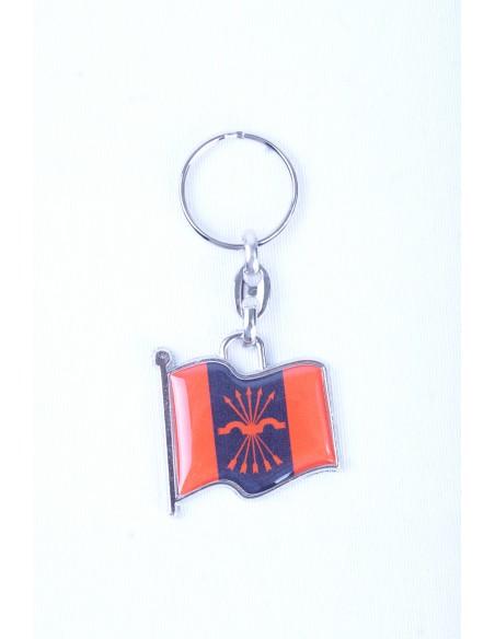 Key Chain Phalanx Flag