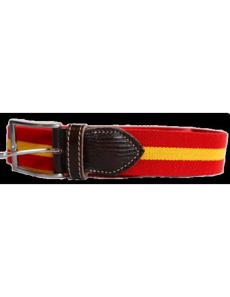 Cinturón Arenal Bandera España Grabado