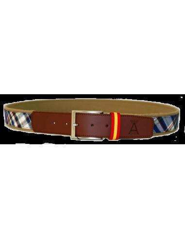 Cinturón Nueva Colección con bandera españa