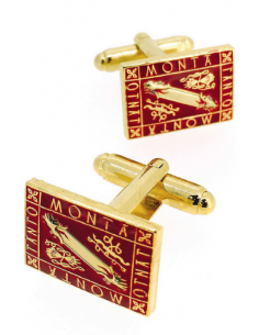 Tanto Monta Catholic Kings Cufflinks