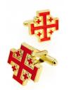 Saint Sepulchre Order Cufflinks
