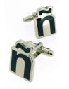 Ñ Letter Cufflinks