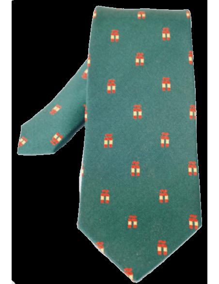 Corbata Ñ - Verde