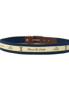Arenal de Sevilla Children Nylon Belt - Blue
