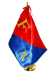 Banderín Sobremesa Fuerza Nueva