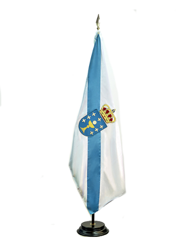 Galicia Embroidered Flag