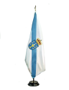 Galicia Embroidered Flag