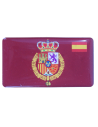 Pegatina Relieve Bandera Felipe VI