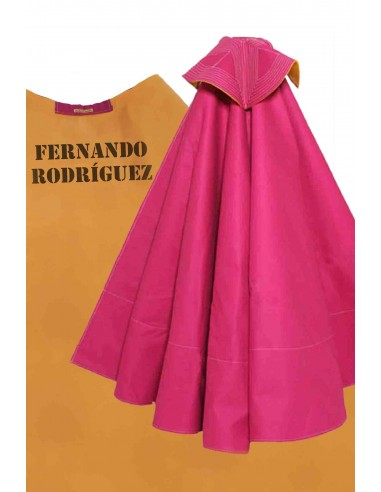 Personalized Bullfighting Cape