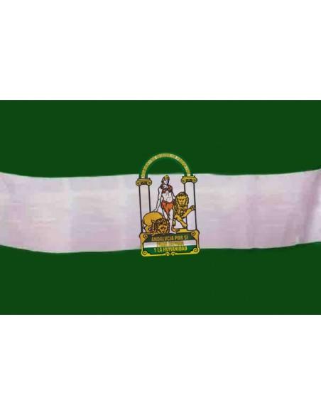 Bandera Andalucía