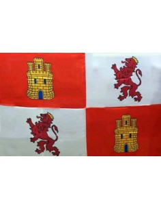 Castilla and Leon Flag