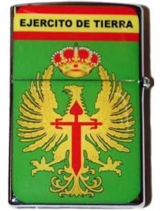Zippo Ejército Tierra