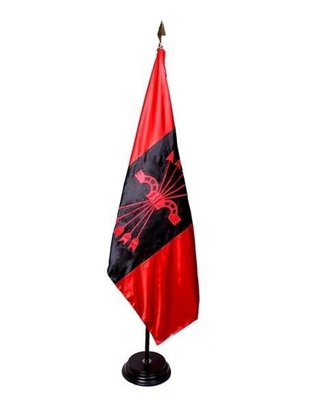 Bandera Bordada Falange Española De Las J.O.N.S