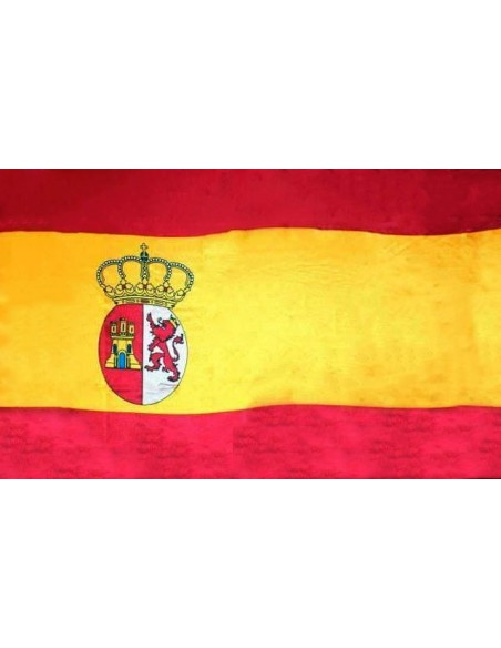 Bandera España 1785 Carlos III