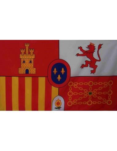 Bandera Reinos de España