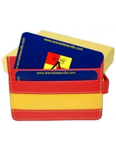 Wallet with flag of the American style phalanx
