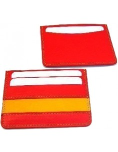 Spanish Flag Card Wallet