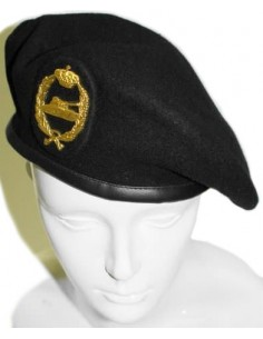Fighting Beret - Black