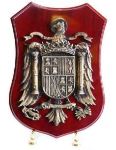 Metopa Águila San Juan Bronce