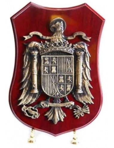 Bronze Eagle San Juan Plaque