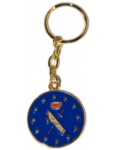 European Commun Civil Guard Key Ring
