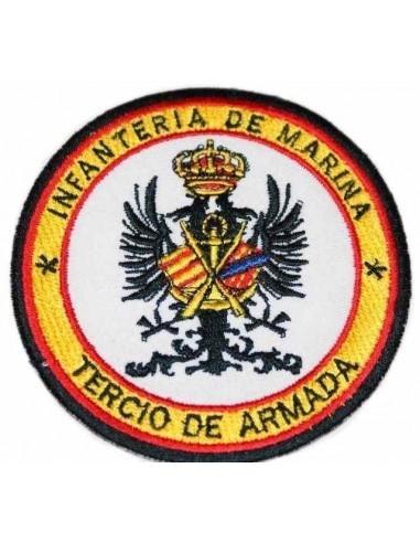 Parche Bordado Infantería Marina