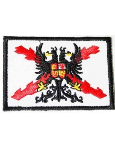 Embroidered patch Third Flanders