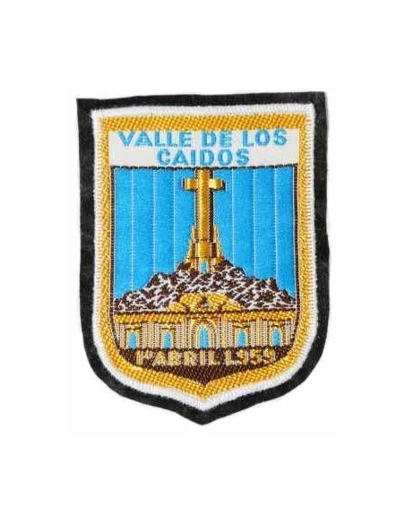 Embroidered patch Valley of the Fallen