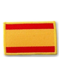 Embroidered patch Flag