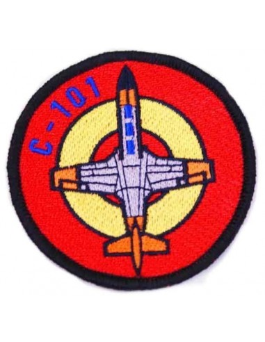 C-101 Casa Embroidered Patch