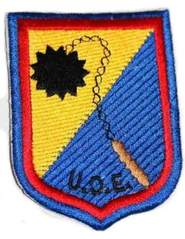 UOE Gala Embroidered Patch