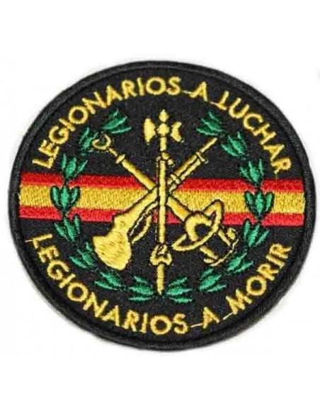Parche Bordado Legión