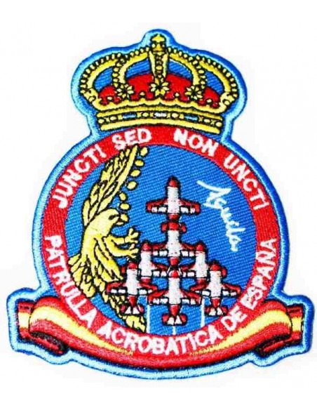 Eagle Patrol Embroidered Patch