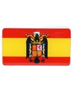 Pegatina Águila San Juan Relieve x1