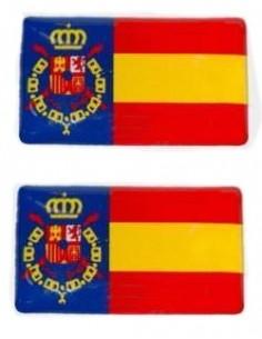 Pegatina Casa Real x2